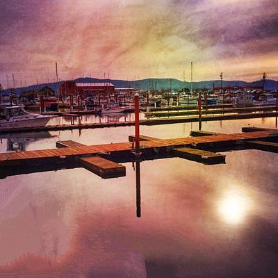 Photograph - Harbor Mood by Chriss Pagani