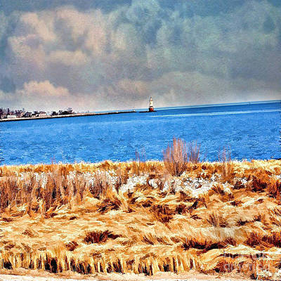 Photograph - Harbor Of Tranquility by Judy Palkimas