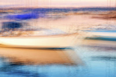 Photograph - Harbor Scenes by Joseph S Giacalone