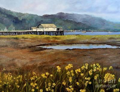 Harbor Spring Original by Mary Beth Harrison