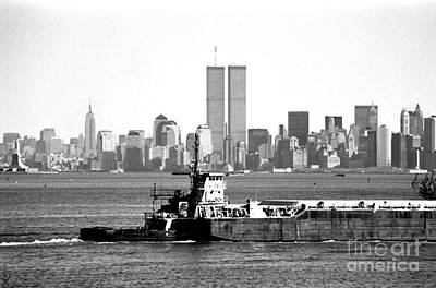 35mm Photograph - Harbor View 1990s by John Rizzuto