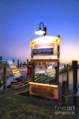 Photograph - Harbor Walk At Destin Florida # 5 by Mel Steinhauer