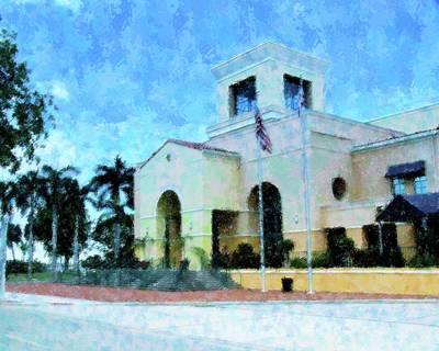 Harborside N Palms Original