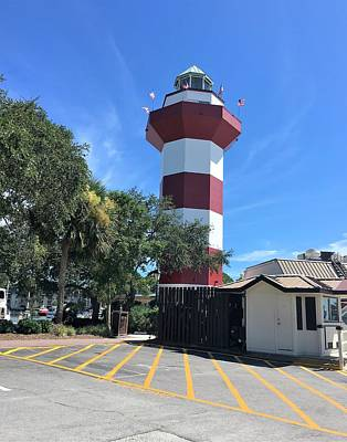 Photograph - Harbour Town Lighthouse by Kay Gilley