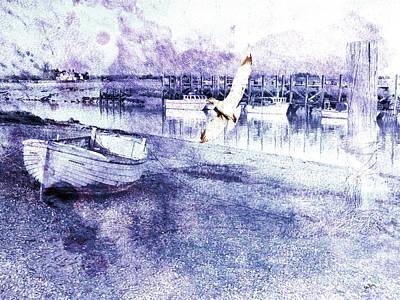 Harbour View Art Print