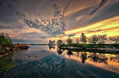 Beauty Mark Photograph - Harbour View Park by Jeff S PhotoArt