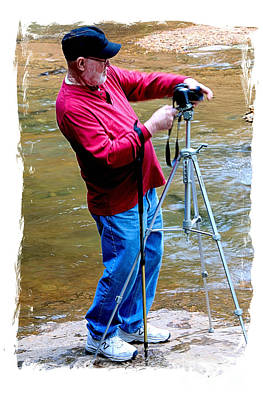 Photograph - Hard At Work by Marilyn Carlyle Greiner