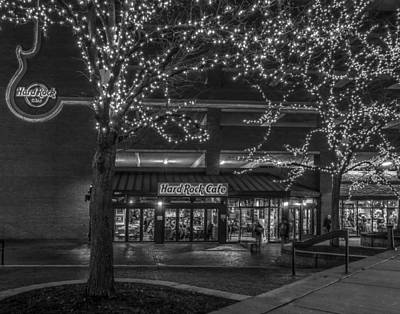 Photograph - Hard Rock Cafe 001 by Jeff Stallard