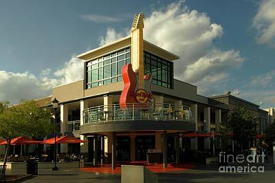 Photograph - Hard Rock Cafe Myrtle Beach Sc by Bob Pardue