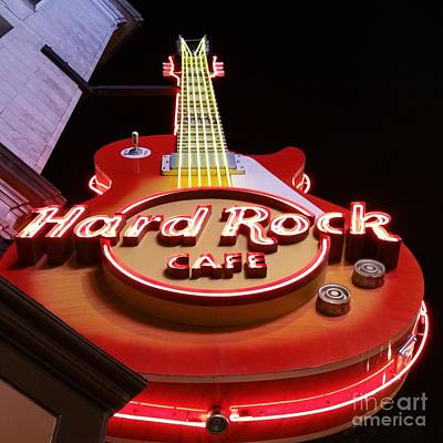 Photograph - Hard Rock by Janice Spivey