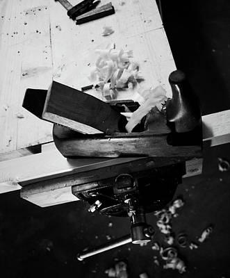 Photograph - Hard Working Scrup Plane by Jean-Pierre Heijmann