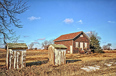 Photograph - Hardin County School by Bonfire Photography