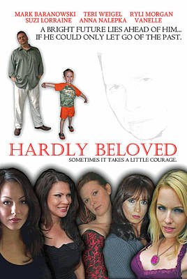 Digital Art - Hardly Beloved Poster by Mark Baranowski