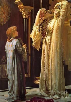 Harem Queen 1880 Art Print by Padre Art