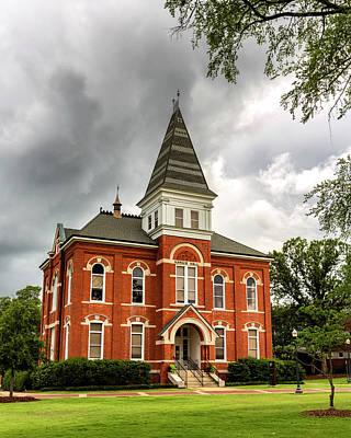 Hargis Hall - Auburn University Art Print