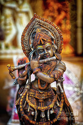 Photograph - Hari Krishna by Tim Gainey