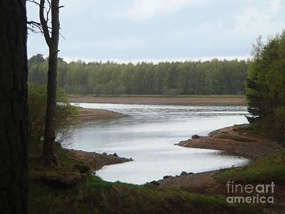 Harlaw Reservoir 1 Art Print