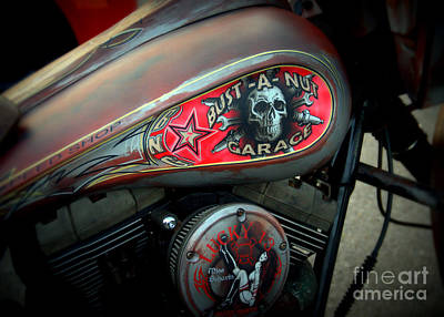 Photograph - Harley 1 by Bob Brents