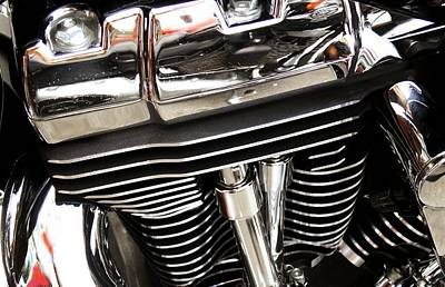 Photograph - Harley Davidson 12 by Marcello Cicchini