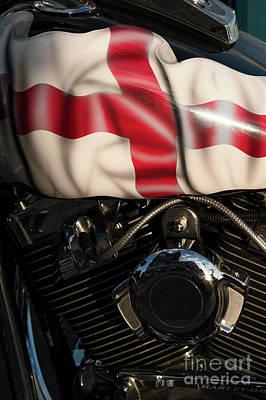 Photograph - Harley Davidson 13 by Wendy Wilton
