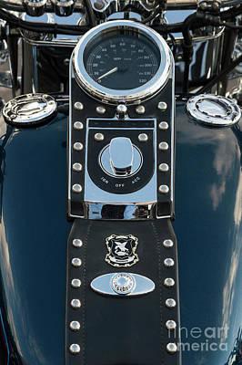 Photograph - Harley Davidson 22 by Wendy Wilton