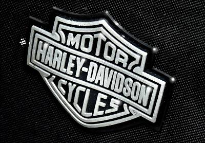 Photograph - Harley Davidson 6 by Marcello Cicchini