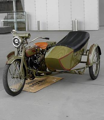 Harley Davidson Original by Padamvir Singh