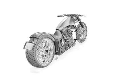 Harley-davidson Twin Cam Custom Original