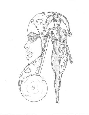 harley davidson drawings page 6 of 9 fine art america Harley Panhead harley davidson drawing harley q by matt sutherland