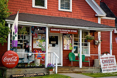 Photograph - Harman's In Sugar Hill by Susan Cole Kelly