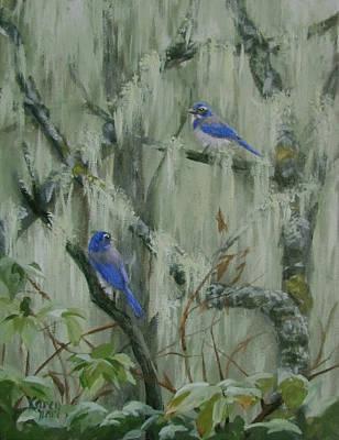 Painting - Harmonies by Karen Ilari