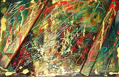 Painting - Harmonious Feelings by Yael VanGruber