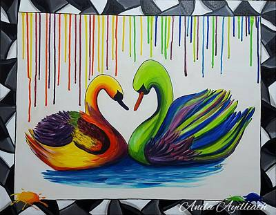 Harmony Original by Anila Ayilliath
