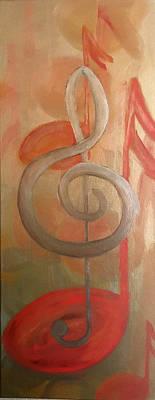 Painting - Harmony Art By Brenda Boss by Brenda Boss