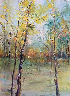 Painting - Harmony In Perfect Key by Robin Miller-Bookhout