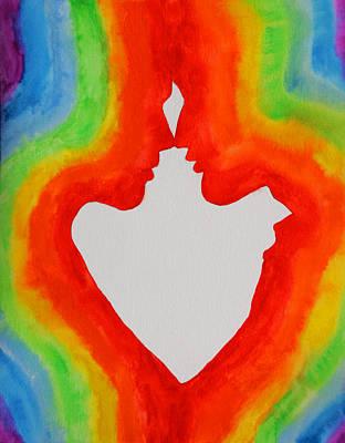 Affinity Painting - Harmony by Iryna Goodall