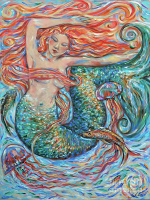Painting - Harmony by Linda Olsen