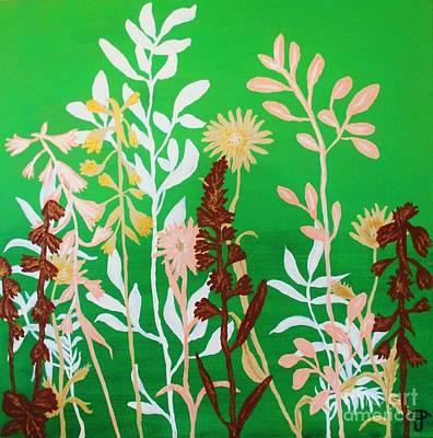 Painting - Harmony by Patsy Gunn