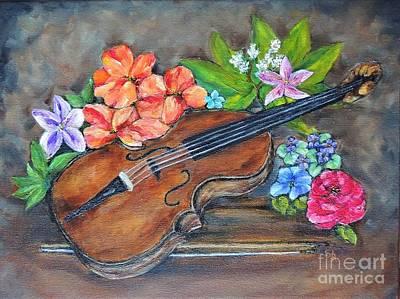 Painting - Harmony  by Stephanie Callsen