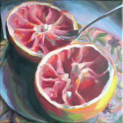 Painting - Harmony by Trina Teele