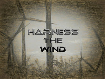 Photograph - Harness The Wind by Kathy Clark