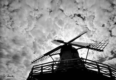 Photograph - Harness The Wind No. 1 by Joe Bonita