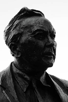 Photograph - Harold Wilson by Jez C Self
