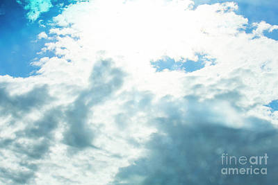 Photograph - Harpazo Cloud by Donna L Munro
