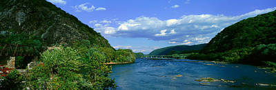 Harpers Ferry Photograph - Harpers Ferry, West Virginia by Panoramic Images