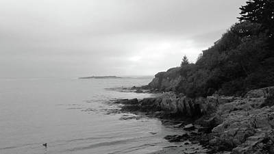 Photograph - Harpswell, Maine No. 5-2 by Sandy Taylor