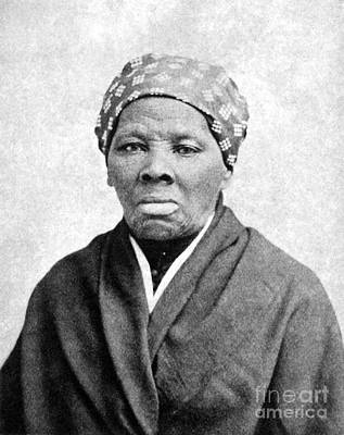 Photograph - Harriet Tubman 1823-1913.  To License For Professional Use Visit Granger.com by Granger