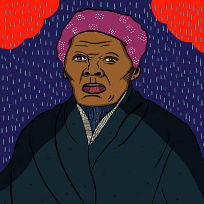 Harriett Tubman Art Print