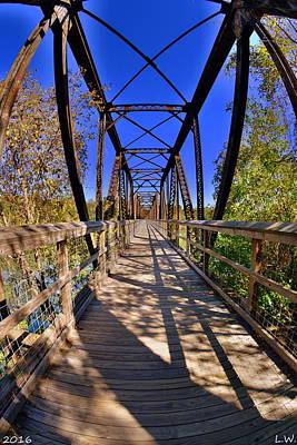 Photograph - Harry Easterling Bridge Peak Sc 2 by Lisa Wooten