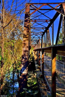 Photograph - Harry Easterling Bridge Peak Sc 5 by Lisa Wooten